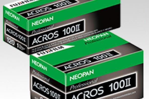 Neopan 100 Acros II