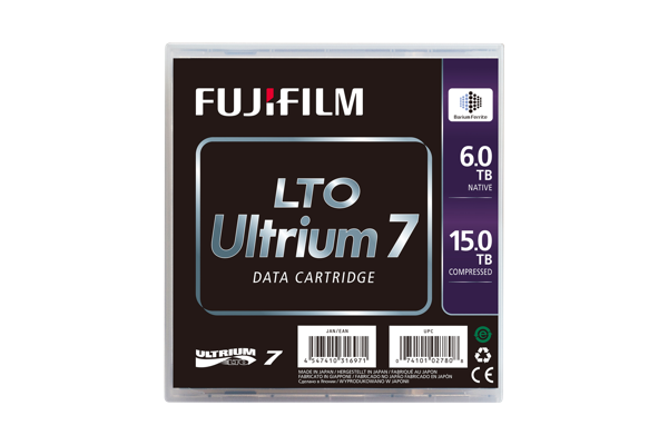 Cartucho de dados Fujifilm LTO Ultrium 7