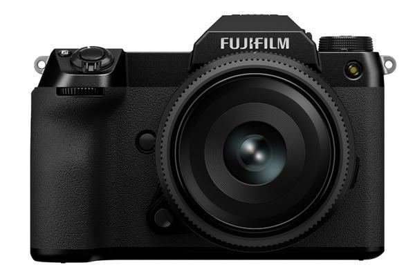 Imagem da câmera FUJIFILM GFX 50R