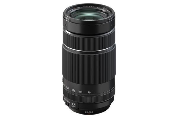 [photo] Fujifilm XF70-300mmF4-5.6 R zoom lens - Black