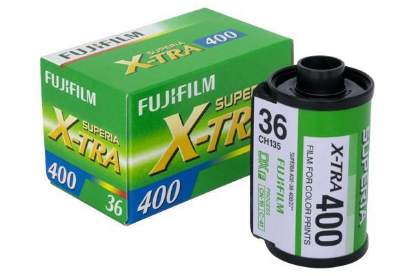 Caixa e filme para o consumidor