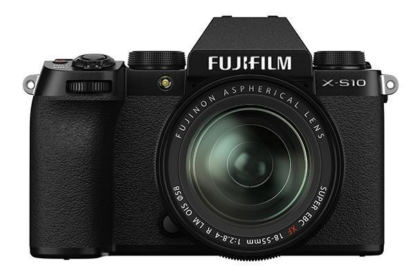 Image of FUJIFILM X-S10 camera
