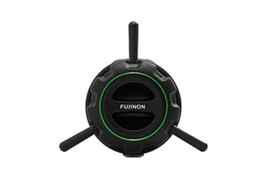 """[Photo]Focus demand """"FUJINON EPD-41A-D01"""" (Accessory for portable zoom lens for broadcasting)"""