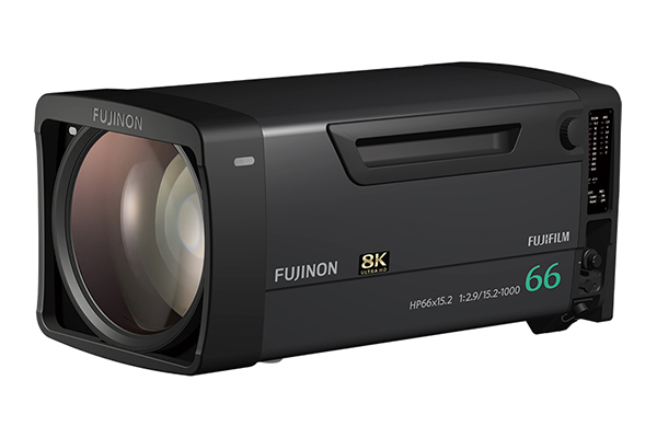 [photo] 8K Studio / Field Box Lenses