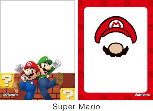 [image]Frame designs samples Super Mario