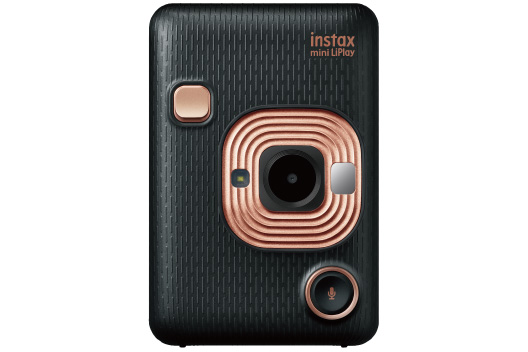 Black MINI LIPLAY Camera