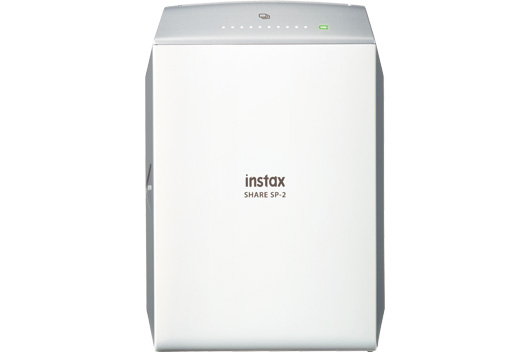 [photo] Instax SHARE SP-2 in White