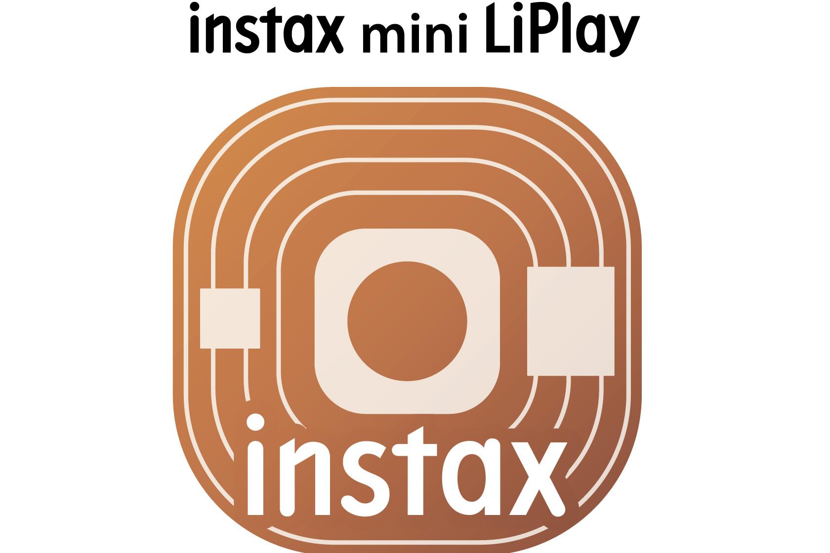 INSTAX mini LiPlay icon