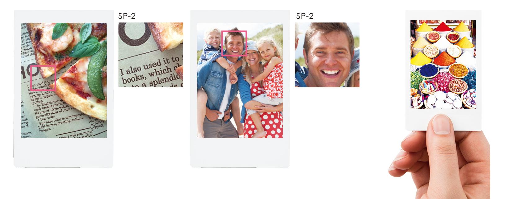 Imprimante d'images avec imprimante SP-2