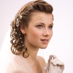Portrait de mariage sur carton entoilé éclatant semi-brillant 350