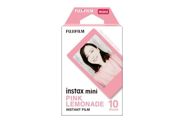 Mini Pink Lemonade Film box