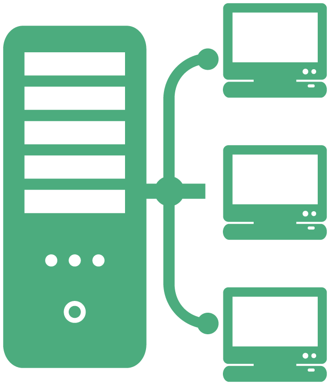 Auto Data Migration and distribution to other servers