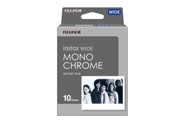 INSTAX Wide Monochrome Film box