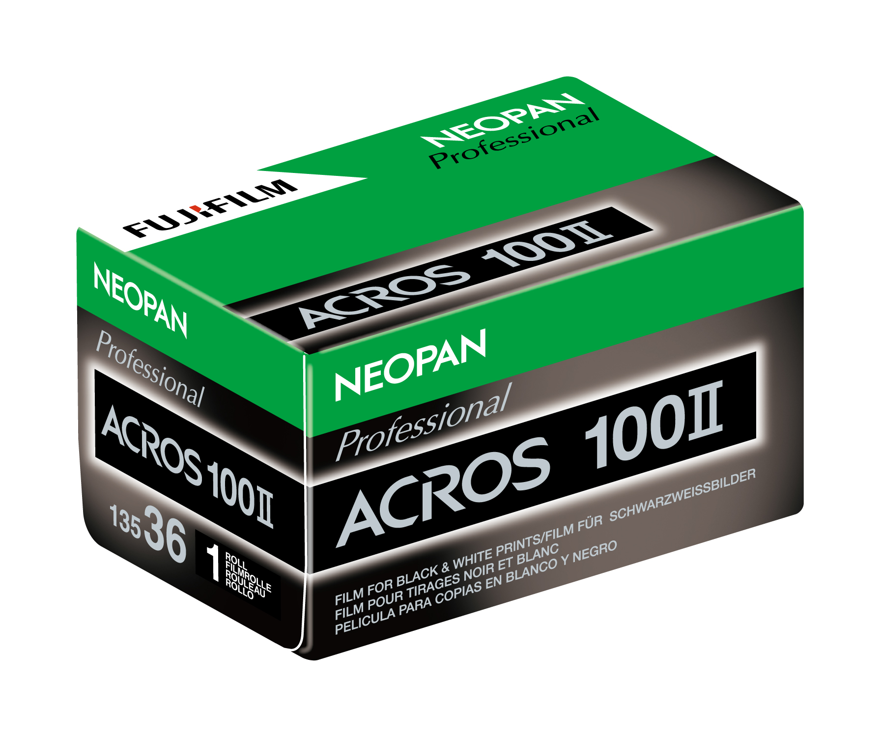 Image of Neopan 100 and film