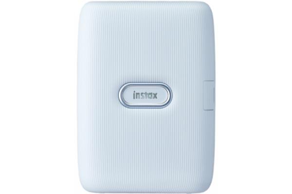 [photo] instax mini Link smartphone printer in white color