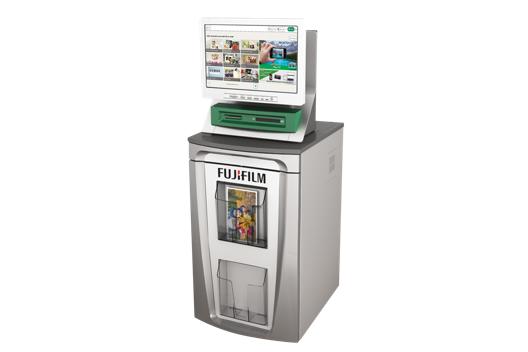 Station d'impression GetPix de Fujifilm