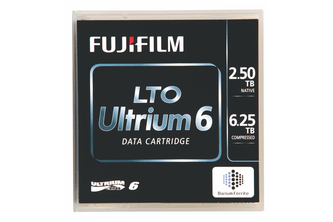Cartouche de données LTO Ultrium 6 Fujifilm