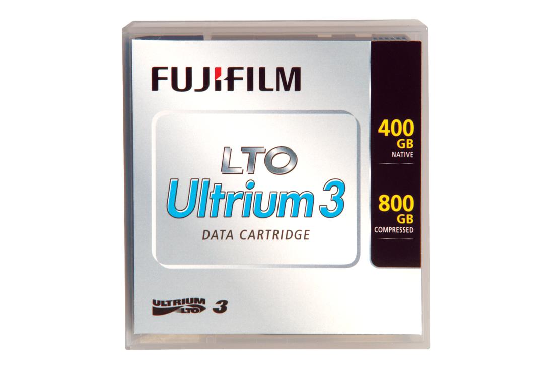 Cartouche de données Fujifilm LTO Ultrium 3