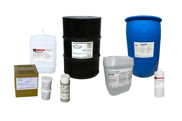 Pressroom Supplies - Chemicals