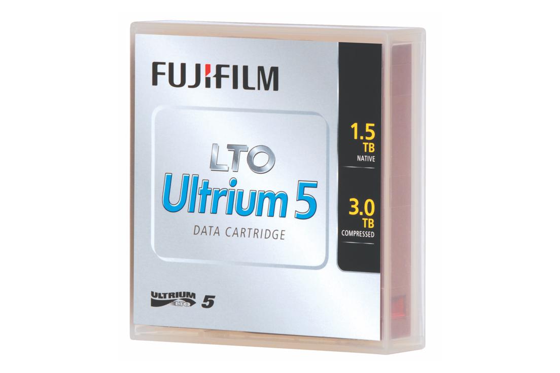 Cartouche de données LTO Ultrium 5 Fujifilm