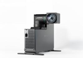 z5000 projector vertically