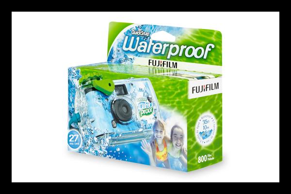 QuickSnap Waterproof