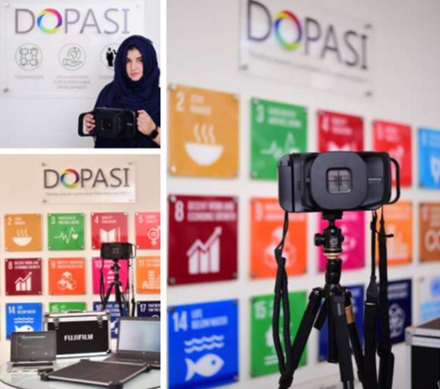 Événement Fujifilm DOPASI