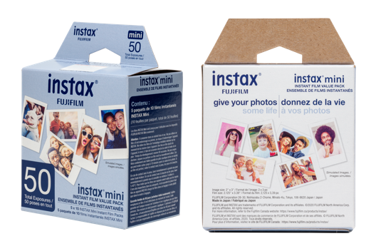 INSTAX MINI Film Value Pack Box