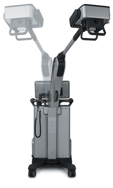 Image du produit Tête pivotante du FDR Nano AQRO.
