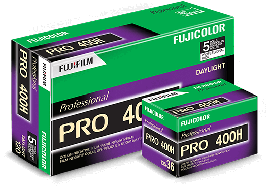 Provia 400h Product Box Thumbnail