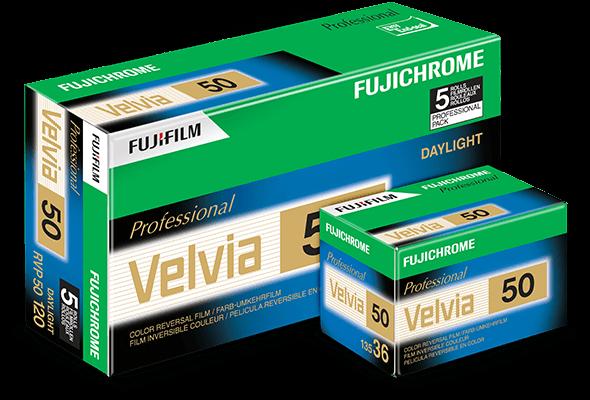 Film Felvia 50 Large Product Box Image