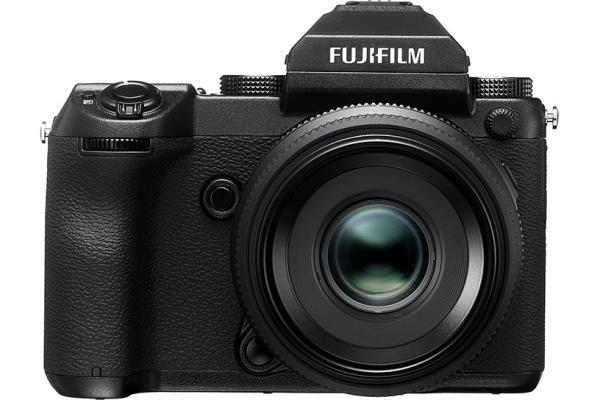 Image of FUJIFILM GFX 50S camera