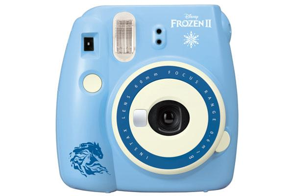 Blue Mini 9 Frozen 2 INSTAX camera