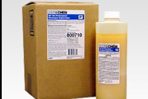 Boîte de produits chimiques RA-4