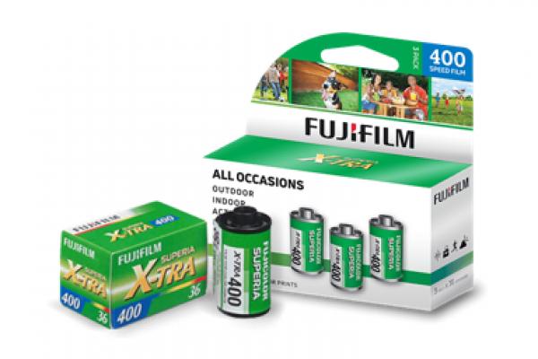 SUPERIA X-TRA 400 Film