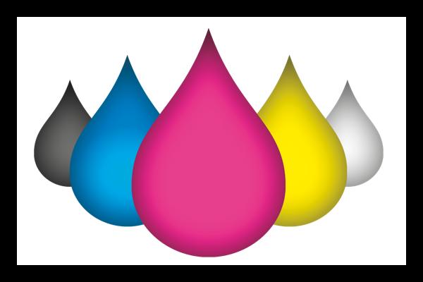 Encres à base de solvants Color+ pour impression jet d'encre