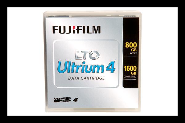 Cartouche de données LTO Ultrium 4 Fujifilm