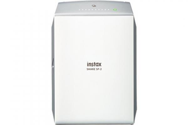 Imprimante INSTAX SHARE® SP-2 de couleur blanche