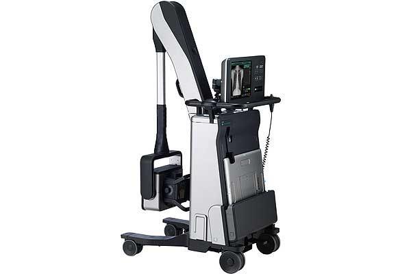 [photo] Système de radiographie mobile Nano FDR