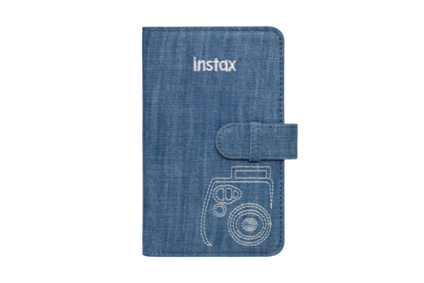 Denim Mini Wallet