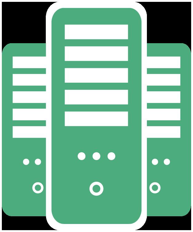 Mehrstufige Datenspeicherung