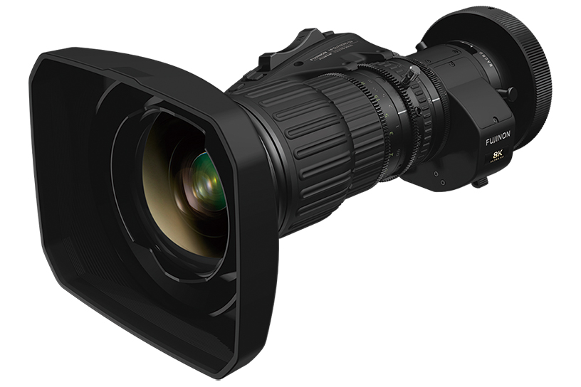 [Foto] Tragbares 8K-Objektiv Modell HP12x7.6ERD-S9