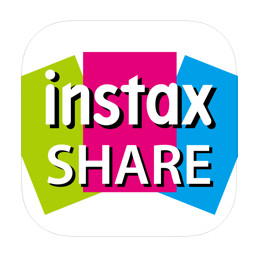 [logo] instax SHARE