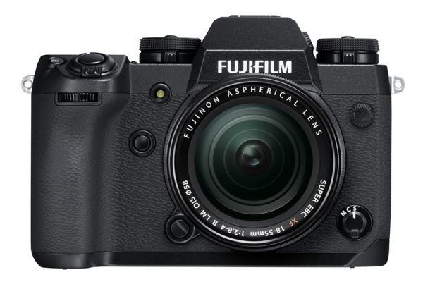 [photo] Fujifilm X-H1 System Digital Camera - Black