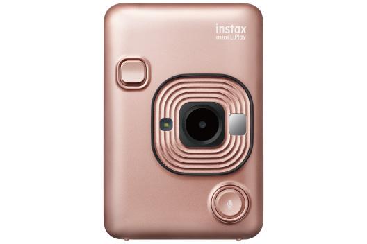 Blush Gold Mini LiPlay Camera