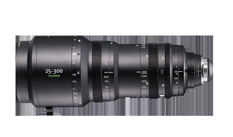 [foto] Lente de zoom ZK25-300mm T3.5-3.85