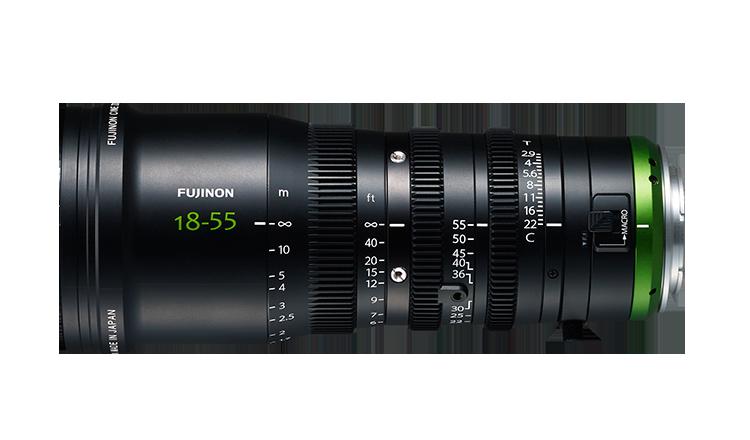 [foto] Lente de zoom MK18-55mm T2.9