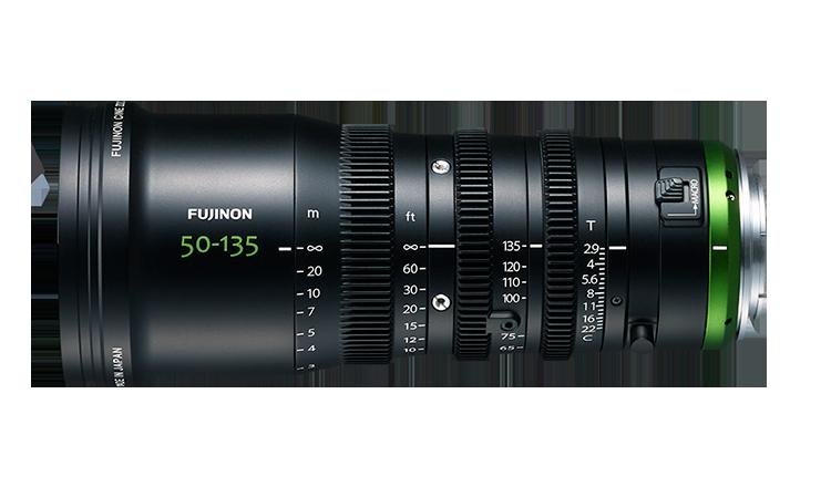 [foto] Lente de zoom MK50-135mm T2.9