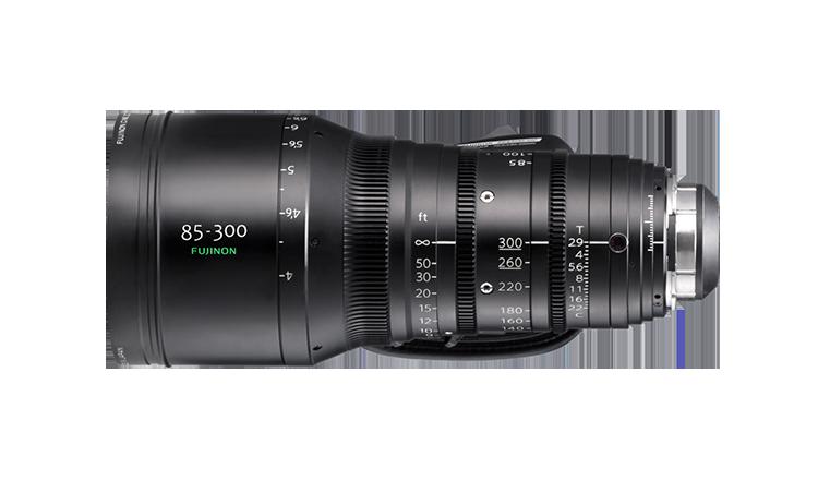 [foto] Lente de zoom ZK85-300mm T2.9-4.0