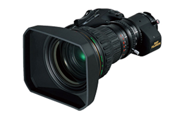 [photo] Fujinon 2/3 inch HD Select series camera lens